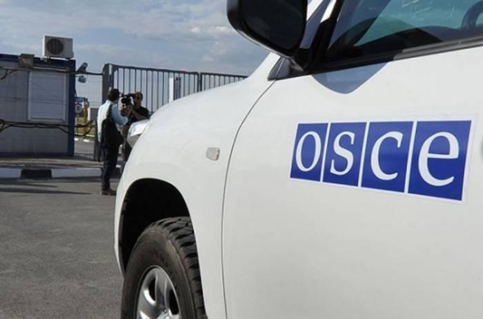 OSZE-Vertreter besuchen die Exekutive des Bezirks Tartar