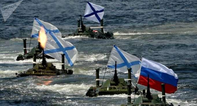 La Armada rusa negocia crear un centro logístico en Sudán