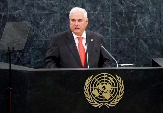 Panama's former president to be extradited home Monday