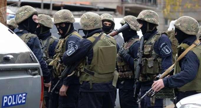 Georgien: Spezialkräfte und hunderte Polizisten am Parlamentsgebäude zusammengezogen
