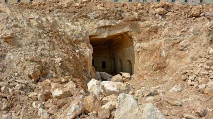 2000 Jahre alte Grabkammer entdeckt