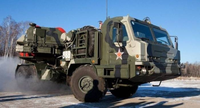 "S-500: ""National Interest"" enthüllt Details zu Russlands neuestem Raketenabwehrsystem"