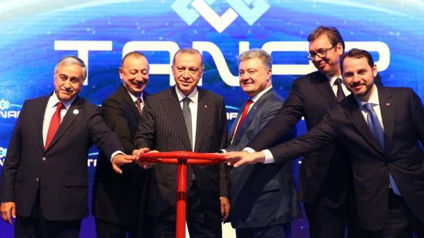 TANAP offiziell eröffnet