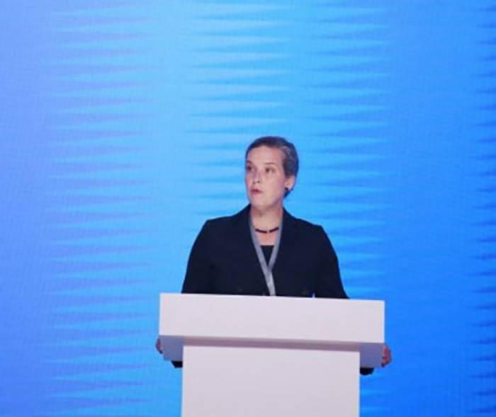US-Staatssekretärin für Energiefragen: TANAP bedeutet viel für Länder, die aserbaidschanisches Erdgas kaufen werden