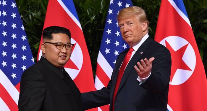 Weitere Annäherung: Trump will Nordkorea besuchen, Kim die USA - Medien