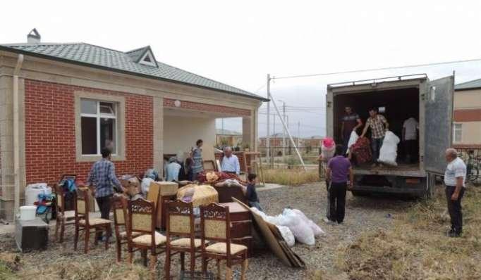 Unas 60 familias se mudaron a Cocuq Marcanli