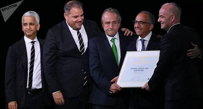 WM-2026 erstmals in gleich drei Ländern auf einmal – Fifa-Abstimmung