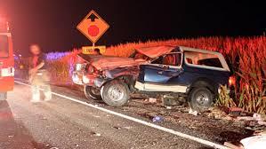 Unfassbarer Autounfall in USA – VIDEO
