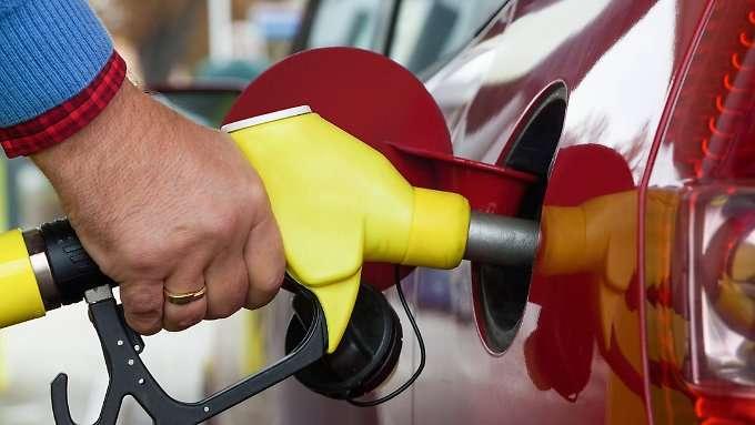 Energiepreise ziehen stark an