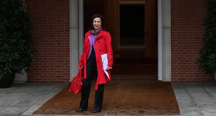 La nueva ministra española mantiene la cúpula militar del Gobierno anterior