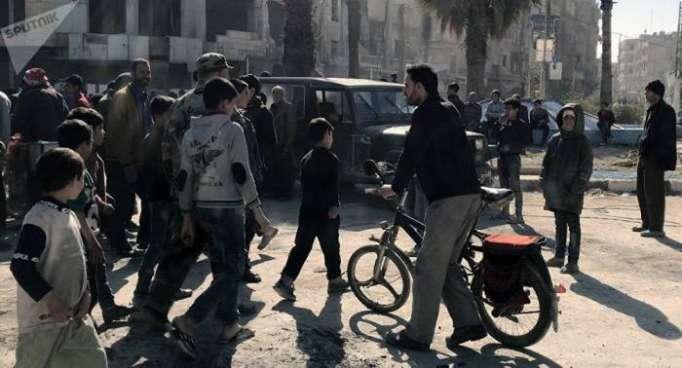 Más de 320 personas regresan a sus hogares en Siria en un día
