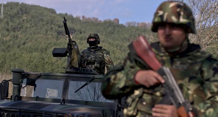 Una delegación de Rusia inspeccionará objetivos militares en Bulgaria