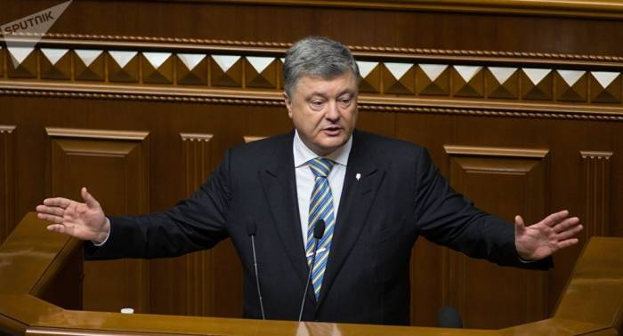 Poroshenko busca aliados en la UE para detener proyecto gasístico Nord Stream 2