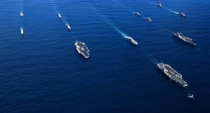 Japón pedirá a EEUU y Corea del Sur que no suspendan los ejercicios conjuntos