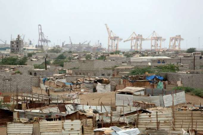 Saudi-led coalition storms Yemen