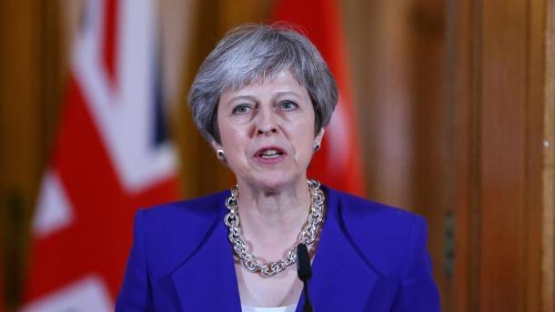 May steht neue Brexit-Machtprobe im Parlament bevor
