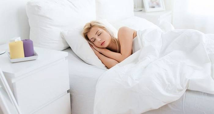 Why curling up in bed is RUINING your sleep and other bad positions