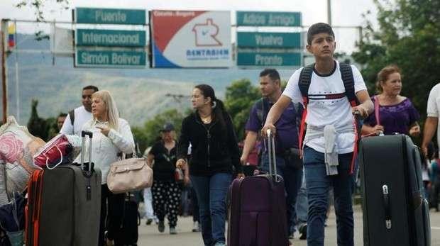 Los venezolanos, los que piden más asilo tras afganos, sirios e iraquíes