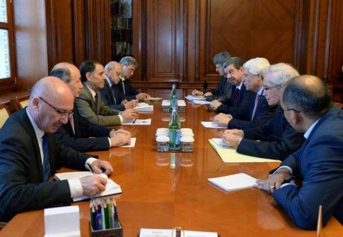 Il existe de bonnes opportunités pour le développement des liens azerbaïdjano-algériens