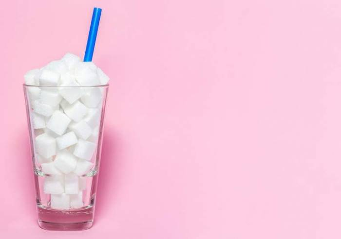 How giving up sugar can cure anxiety