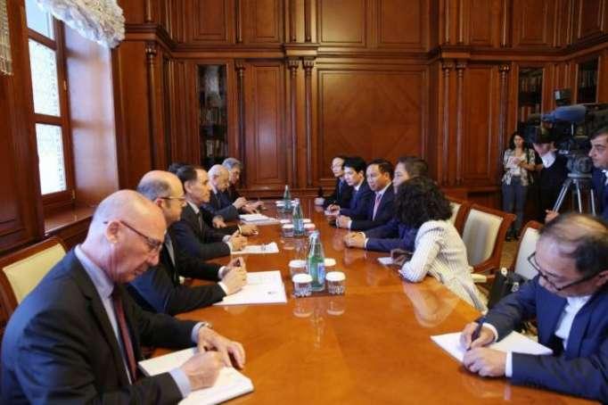 Entwicklungsperspektiven der aserbaidschanisch-vietnamesischen Zusammenarbeit diskutiert