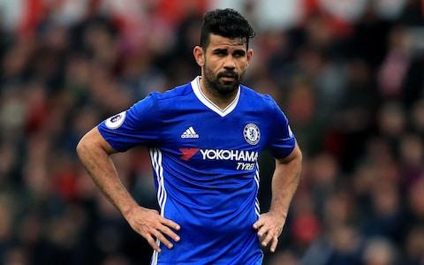 Diego Costa, escogido por la FIFA como el mejor jugador del España-Irán