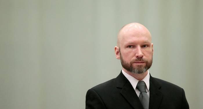 Tribunal de Estrasburgo rechaza el recurso de Breivik contra las condiciones de prisión