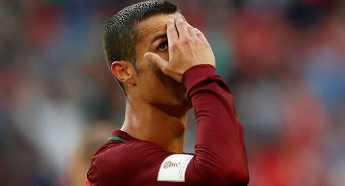 Cristiano Ronaldo despeja las dudas de la barba que se ha dejado en el Mundial