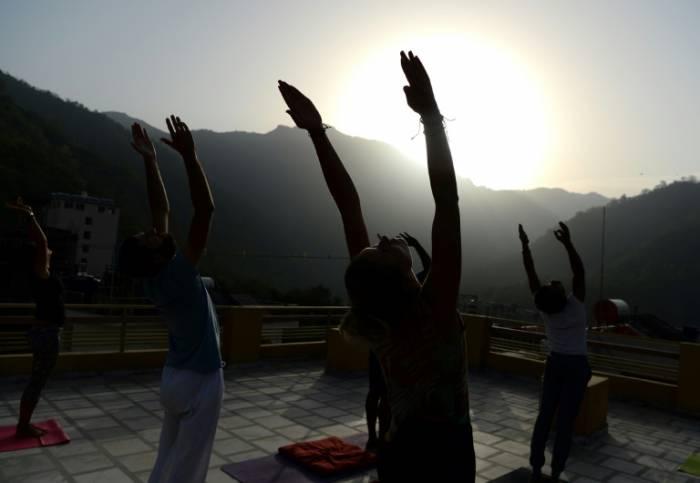 El yoga, una disciplina india convertida en patrimonio mundial