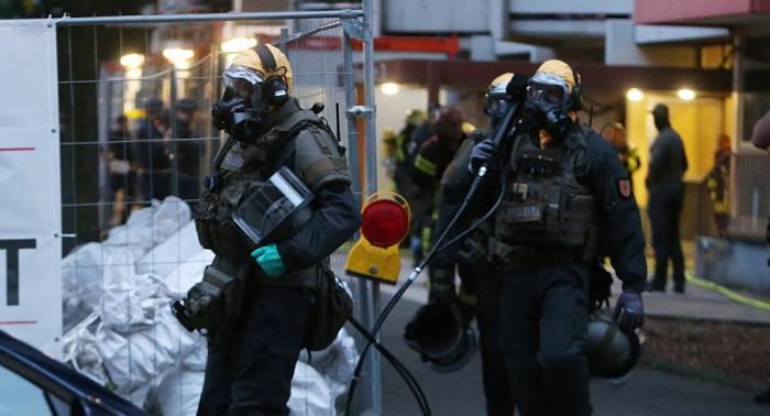 Generalbundesanwalt warnt vor Anschlägen mit Bio-Waffen