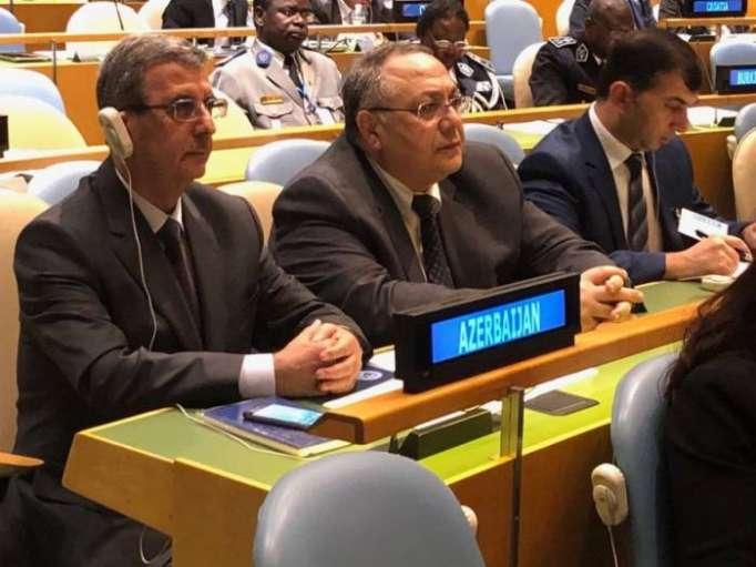 L'Azerbaïdjan représenté au 2e Sommet des chefs de police de l'ONU