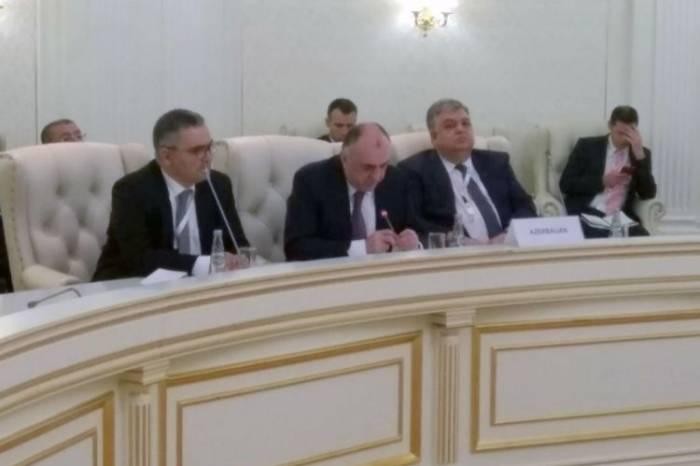 Baku unterstützt die Förderung der Beziehungen zwischen den aserbaidschanischen und armenischen Gemeinden von Berg-Karabach