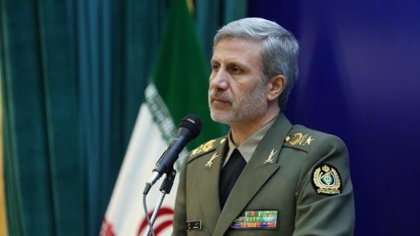 Iran beschuldigt die USA
