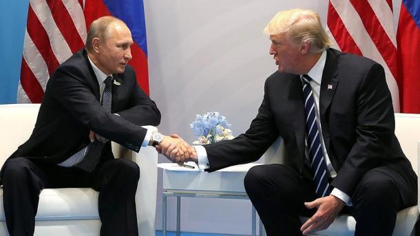 Treffen zwischen Trump und Putin in Brüssel?