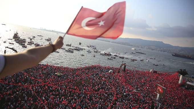 Präsidentenwahl in der Türkei