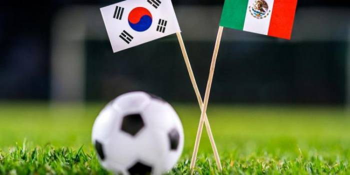 DÇ-2018: Meksika 1/8 finalda