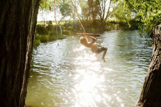What is wild swimming and what should you know before doing it?