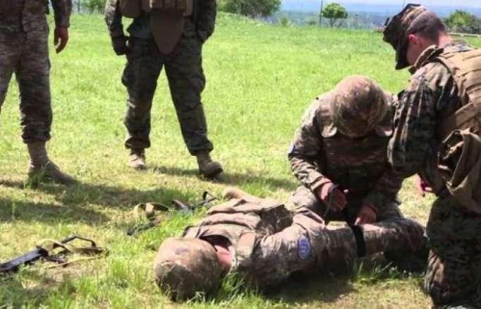 Muere un militar armenio en Karabaj