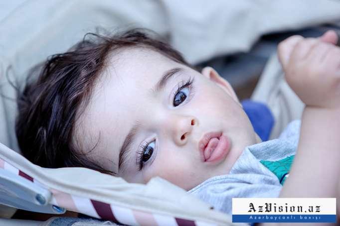 Bakou:des enfants vivent la joie de la «Fête des enfants» - PHOTOREPORTAGE