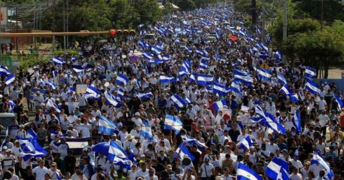 Tensions continue in Nicaragua protests