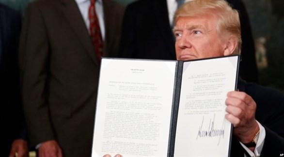 ترامب يوافق على فرض رسوم على بضائع صينية قيمتها 50 مليار دولار