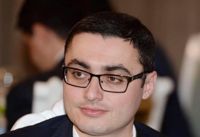 Sahil Babayev yeni mətbuat katibi təyin etdi