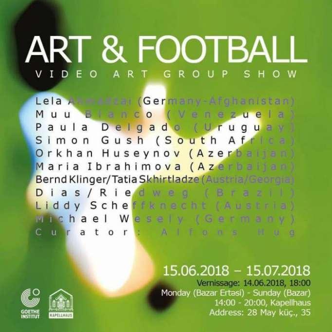 Goethe-Zentrum Baku to host international video art exhibition