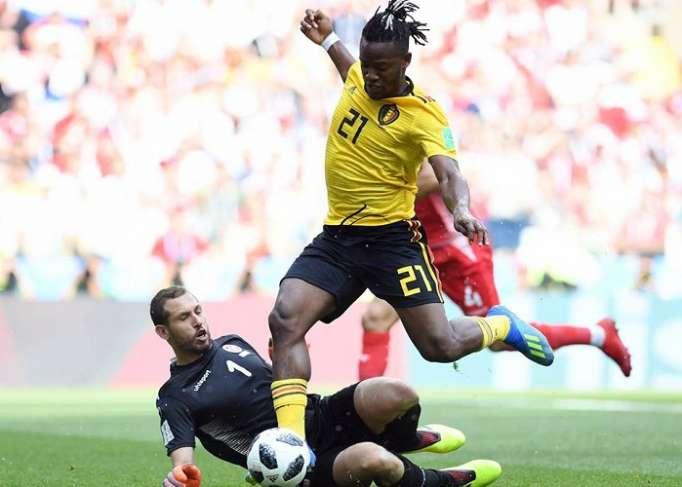 DÇ-2018: Belçika-Tunis oyununda darmadağın