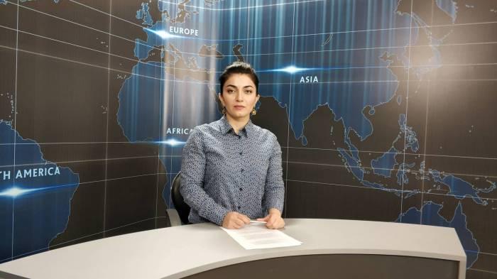 AzVision TV:Die wichtigsten Videonachrichten des Tages aufEnglisch(27 Juni)-VIDEO