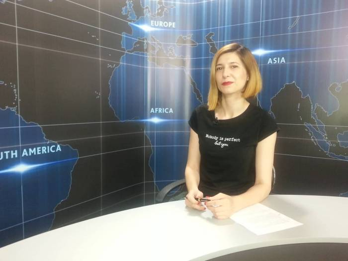 AzVision TV releases new edition of news in English for June 26-VIDEO