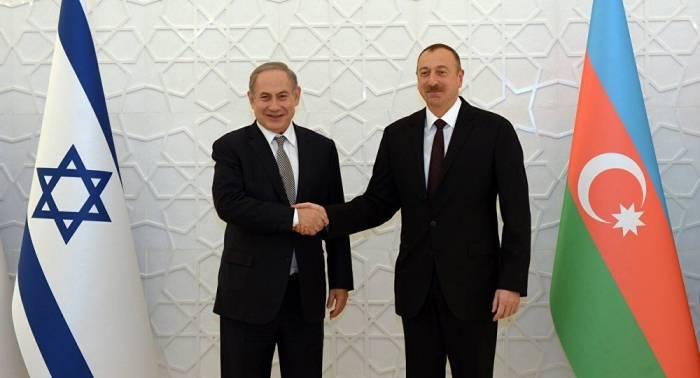 Netanyahu İlham Əliyevi ölkəsinə dəvət edib