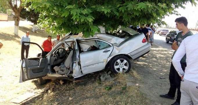 Hacıqabulda faciə: Ata öldü, oğlu yaralandı
