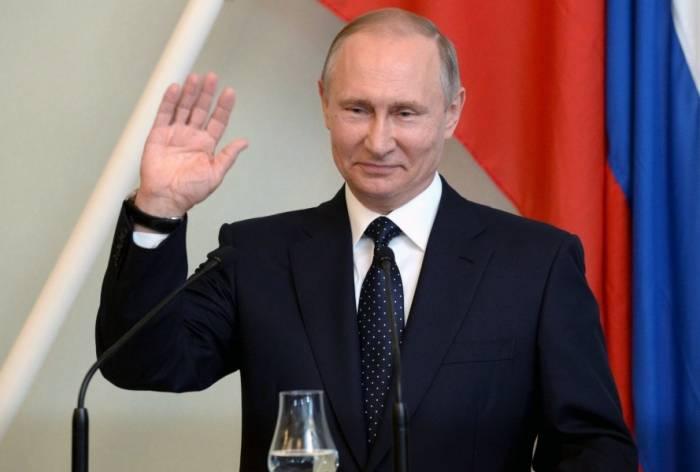 """من بوتين إلى إلهام علييف:""""أنا سعيد لرؤيتكم"""""""