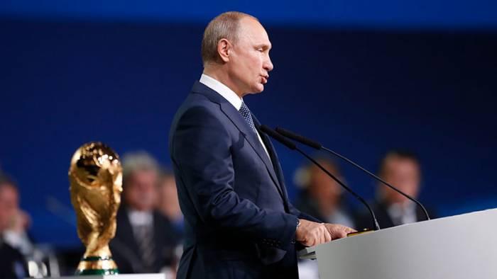 Putin desea éxito a la selección de Panamá en el Mundial 2018